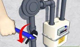 صيانة خطوط الغاز